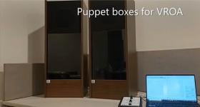 Puppet Boxes VROA